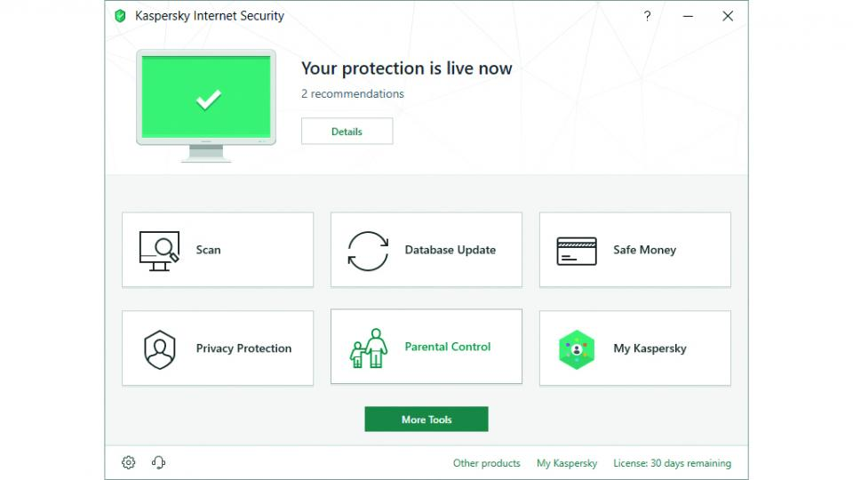 kaspersky internet security 2019 Kaspersky Internet Security 2019 Review